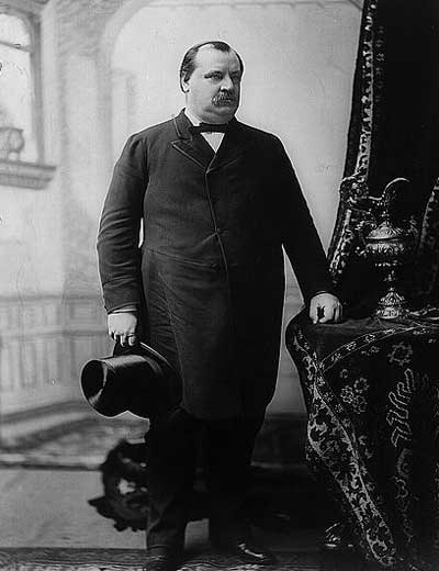 Grover Cleveland Could He Be Elected Today Mackinac Center
