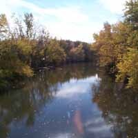 The Kalamazoo River