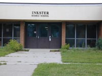 Outside Inkster