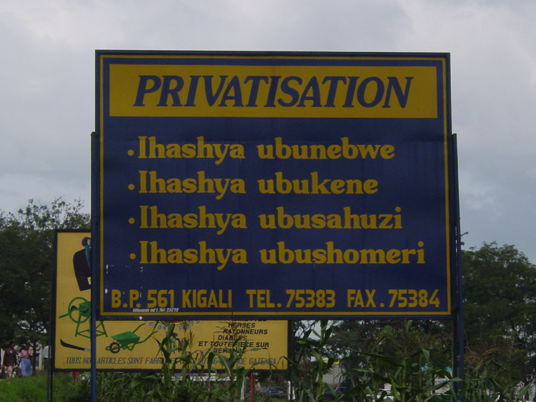 "Images from ""The Privatization Song"""