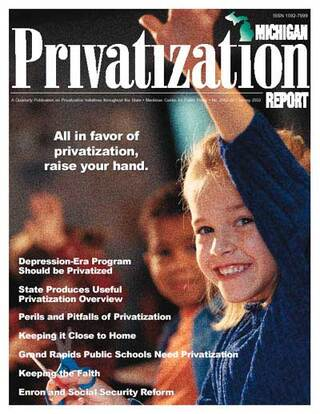 Privatization: All in favor of privatization, raise your hand.