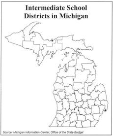 Michigan School Disctricts