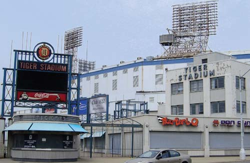"Images from ""Detroit Should Sell Tiger Stadium As Is"""