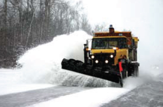 "Images from ""Ottawa County Outsources Plowing"""