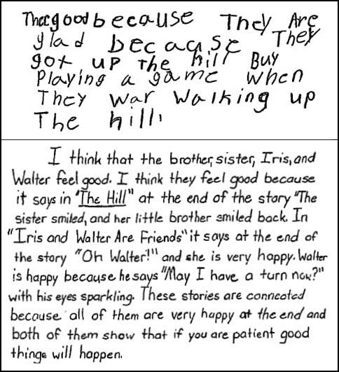 narrative writing 2nd grade After hours of mini-lessons, anchor charts, and extensive modeling, i imagine that these words are all that echo through my third graders' minds when the time comes to write a personal narrative i'm sure i'm not the only teacher who has seen children on the verge of tears because they don't know how to.