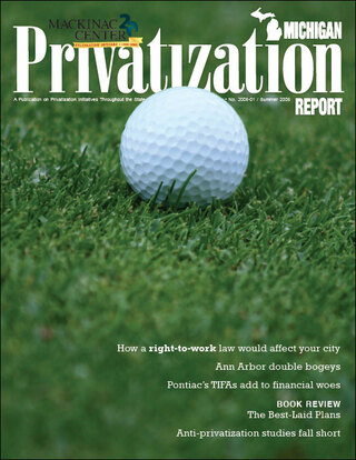 Golf and University Privatization