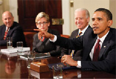 President Barack Obama and governors