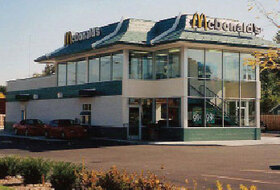 East Lansing McDonald's restaurant