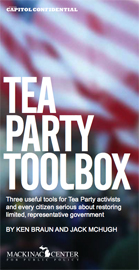 Mackinac Center's Tea Party Toolbox
