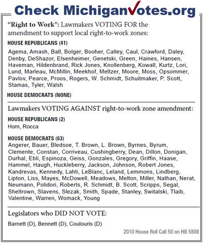 """Right to Work"" - click to enlarge"
