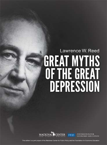 "Images from ""Great Myths of the Great Depression"""
