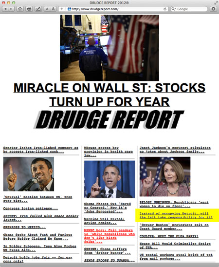 Drudge Screenshot