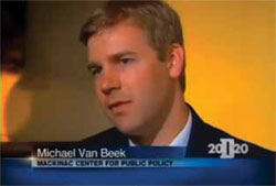 Michael Van Beek WXYZ-TV7