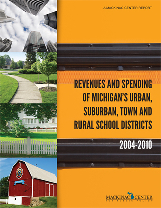 Revenues and Spending of Michigan's Urban, Suburban, Town and Rural School Districts