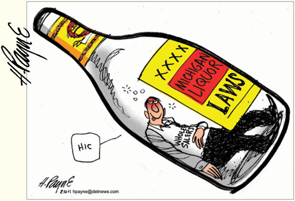 Henry Payne cartoon - click to enlarge