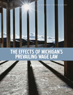 The Effects of Michigan's Prevailing Wage Law