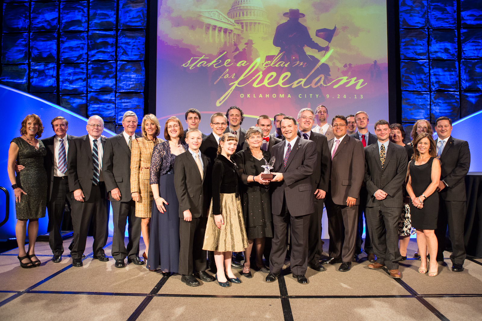 Roe Award photo