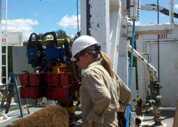"Images from ""Experts: Earthquakes, Water Usage Not Concerns With Fracking in Michigan"""
