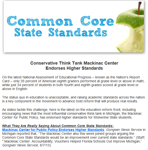 "Images from ""Common Core Clarification"""