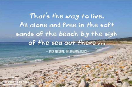 Jack Kerouac quotation