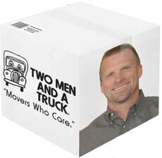 Jon Sorber, Two Men and a Truck