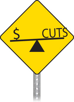 Balancing taxes and cuts