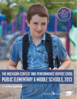 Elementary and Middle School Report Card