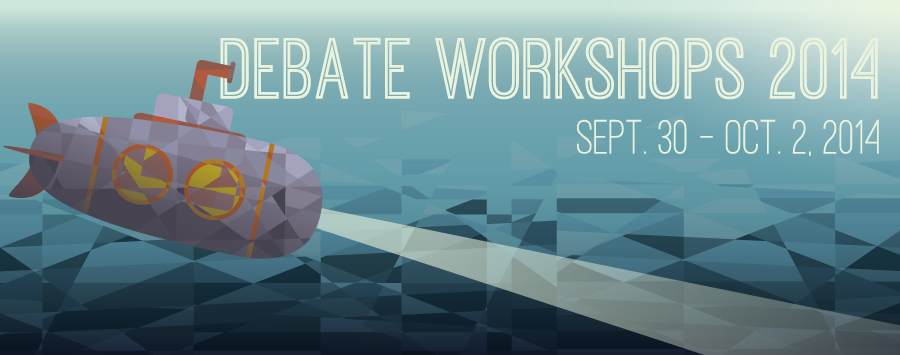 High School Debate Workshop