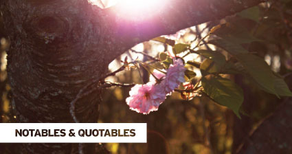 Notables and Quotables - click to enlarge