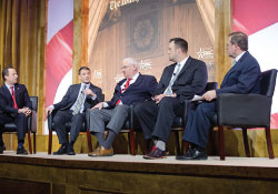 Labor panel at Conservative Political Action Conference