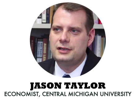 Jason Taylor - Economist, Central Michigan University