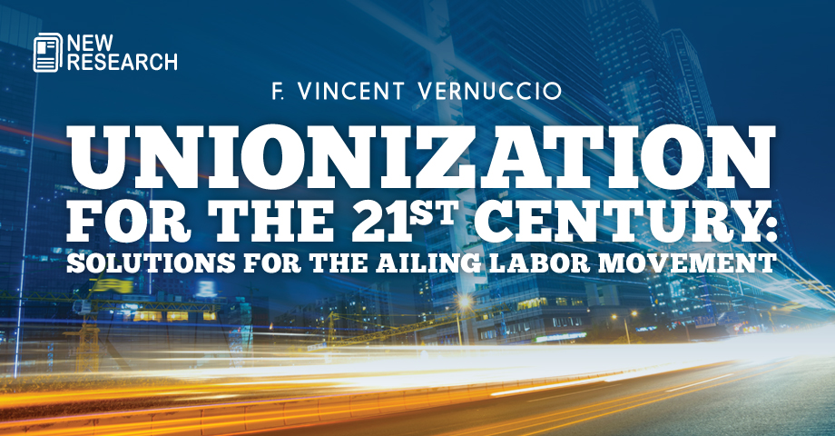 Unionization for the 21st Century