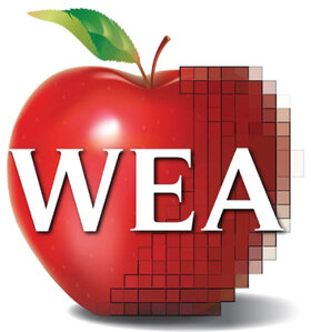 Wyoming Education Association logo