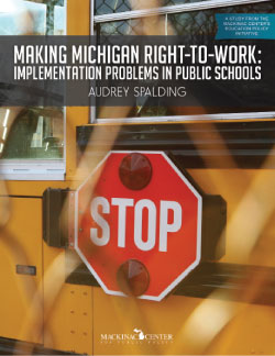 Cover: Making Michigan Right-to-Work