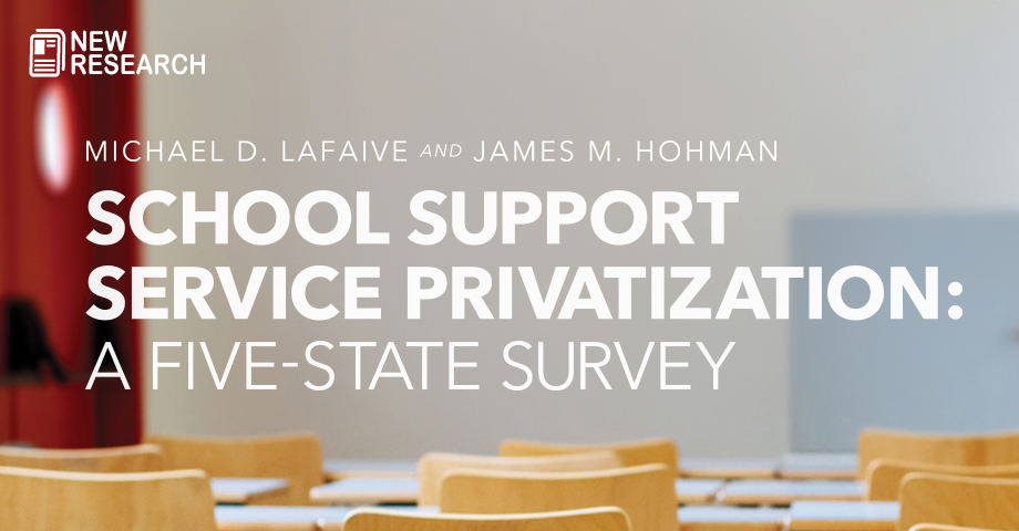 School Privatization Report
