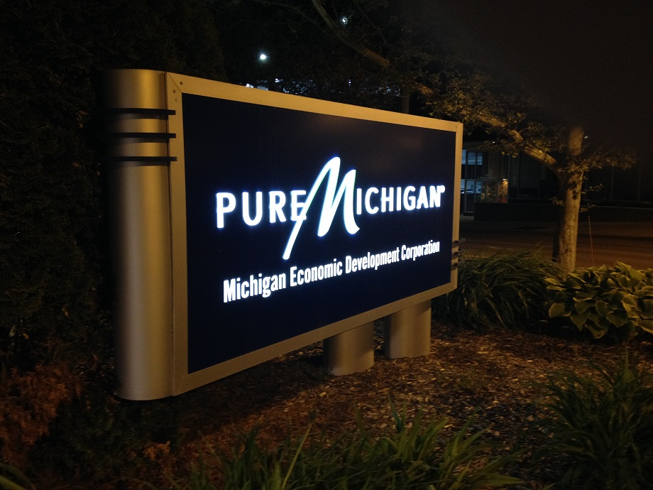 "Images from ""The MEDC's Pure Michigan Puffery: Part II"""