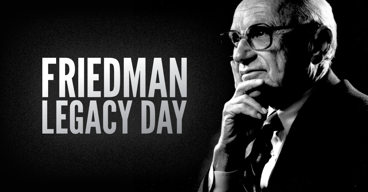 "Images from ""10th Annual Milton Friedman Legacy Day Celebration to Be Held in Midland"""
