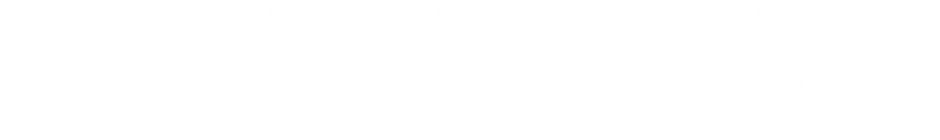 The Mackinac Center at the 2016 Mackinac Policy Conference