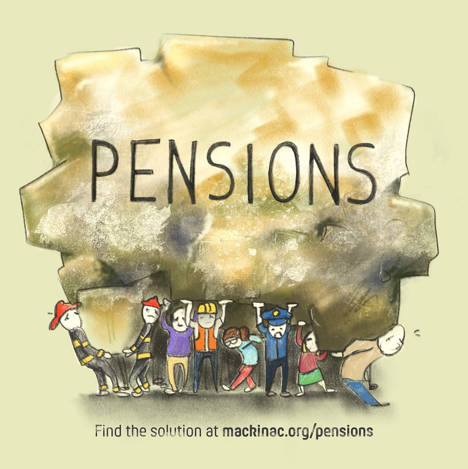 "Images from ""Time To Fix MPSERS Pension Problem"""