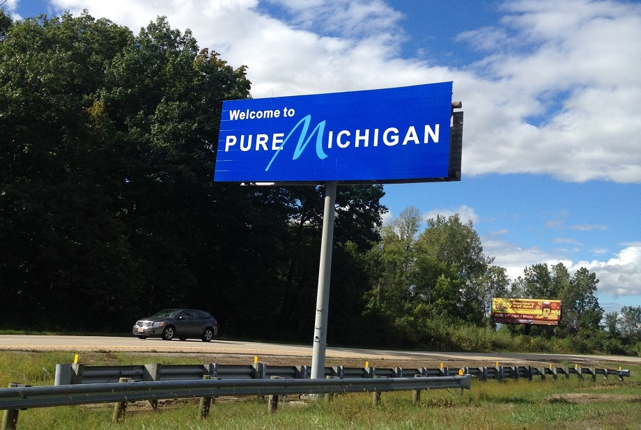 "Images from ""New Study Says Pure Michigan Campaign Not As Advertised