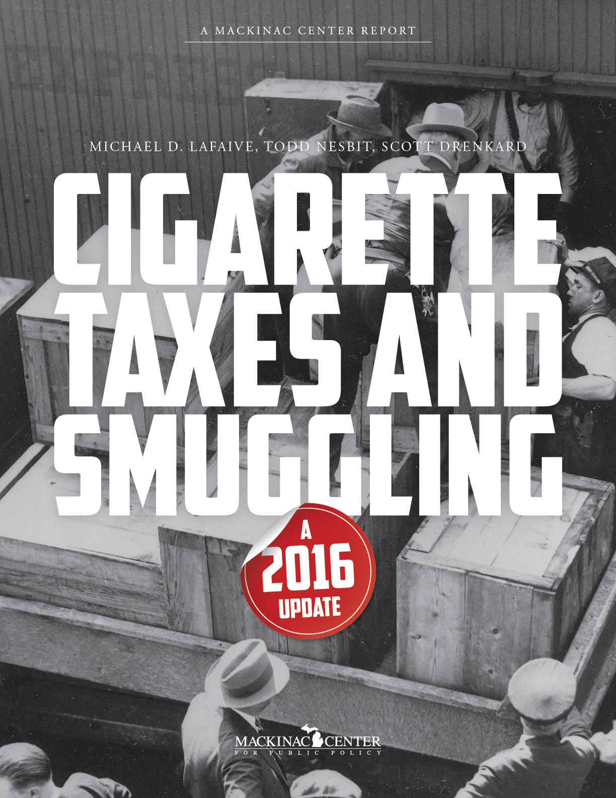 "Images from ""Cigarette Taxes and Smuggling: A 2016 Update"""