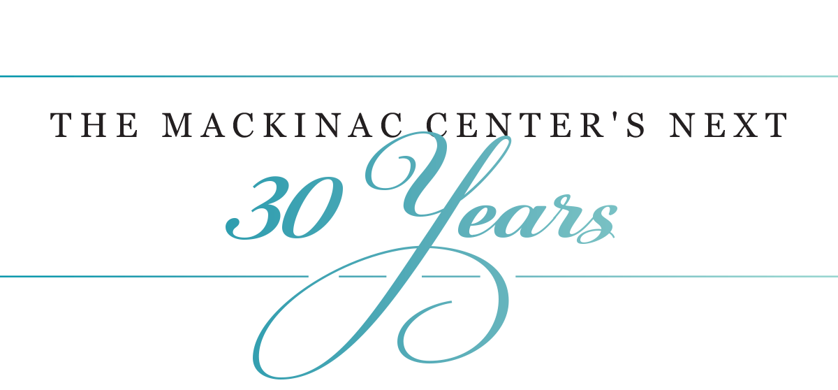 "Images from ""The Mackinac Center's Next 