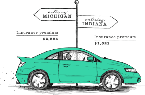 only one auto insurance reform plan worth pursuing