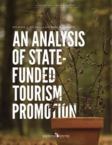 State-Funded Tourism Promotion Cover