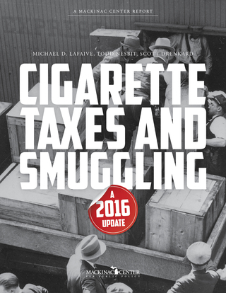 Cigarette Taxes and Smuggling: A 2016 Update