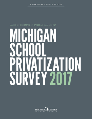 Michigan School Privatization Survey 2017