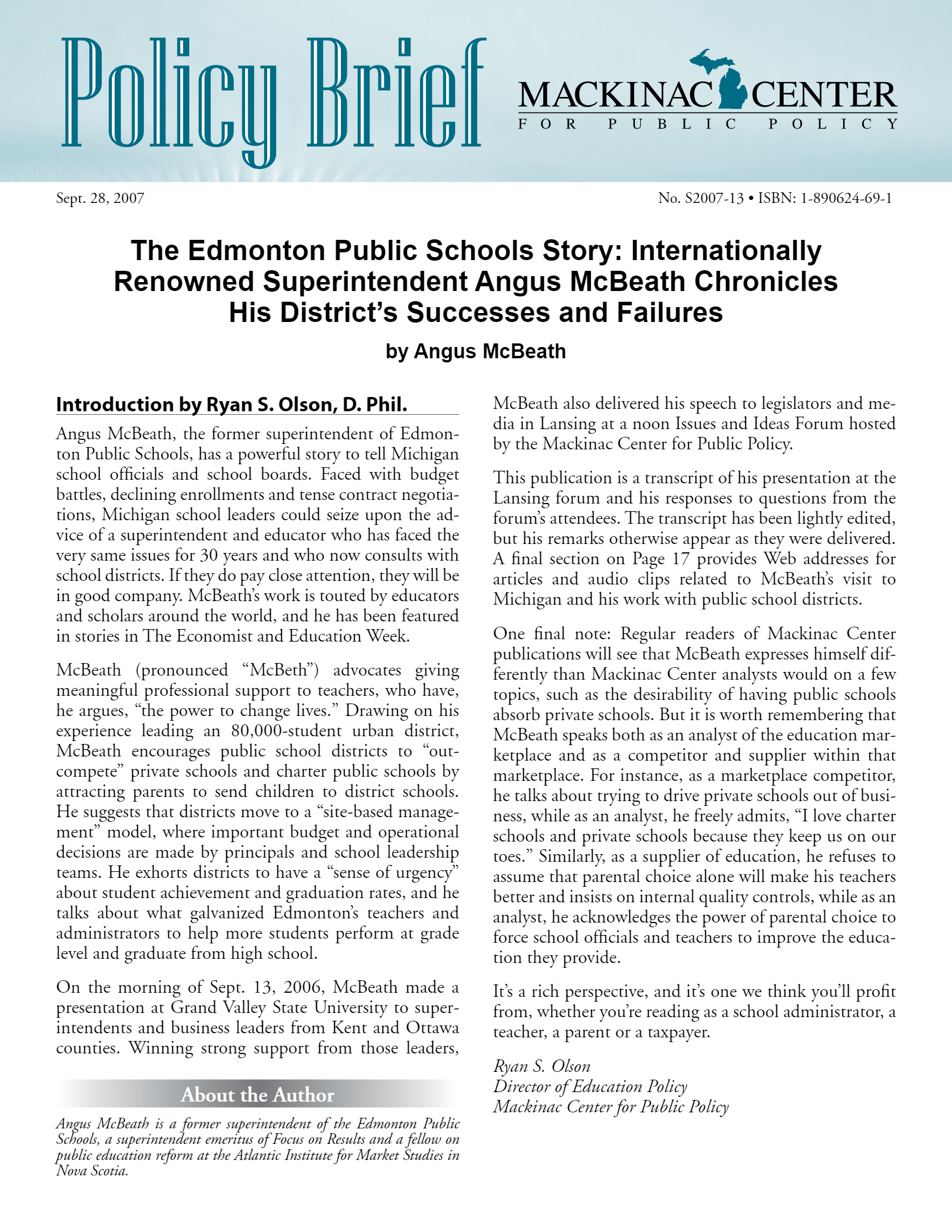 "Images from ""The Edmonton Public Schools Story"""