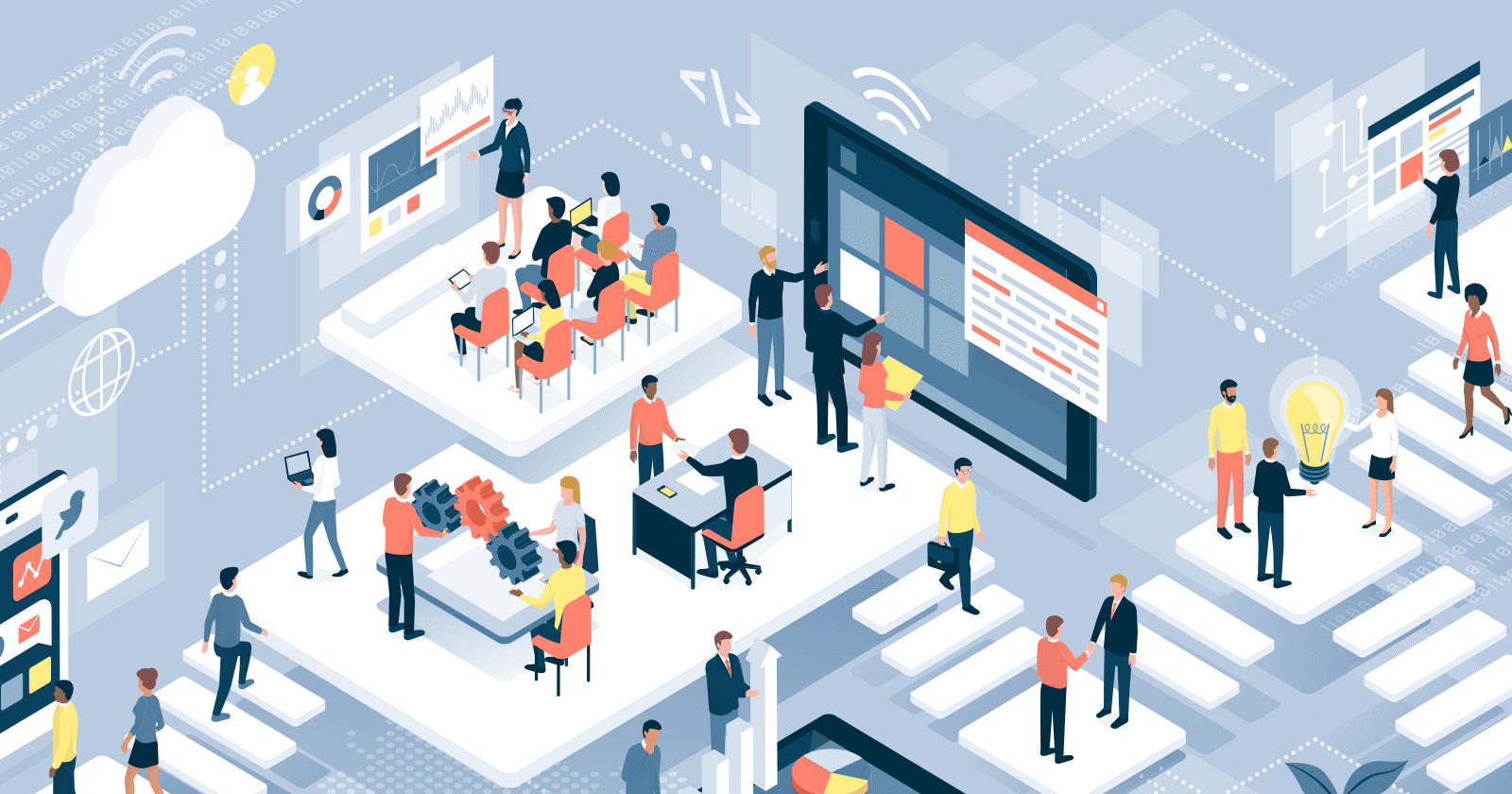 team development in the workplace