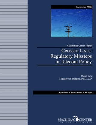 Crossed Lines: Regulatory Missteps in Telecom Policy