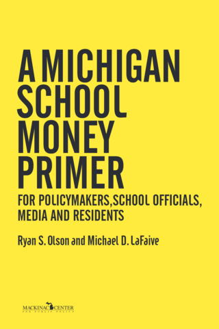 A Michigan School Money Primer